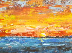 CareyLeeHudson_Artwork_Sunset