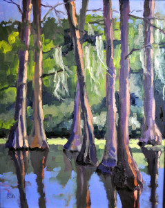 CareyLeeHudson_Artwork_SwampTrees2